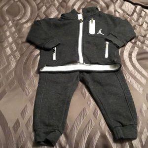 Jordan hooded sweatsuit